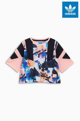 Comprar adidas Originals Multi Print Australia Crop Tee from Next Australia Print 539605