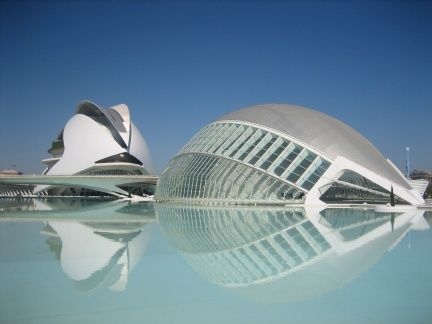 La Arquitectura Contemporánea Valencia Urban Design Plan Places To Travel