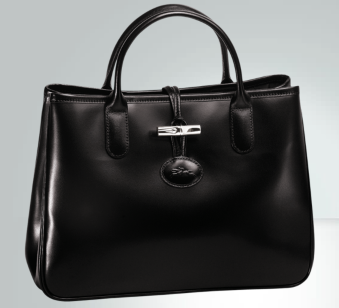 Alicia Florrick S Longchamp Roseau Bag