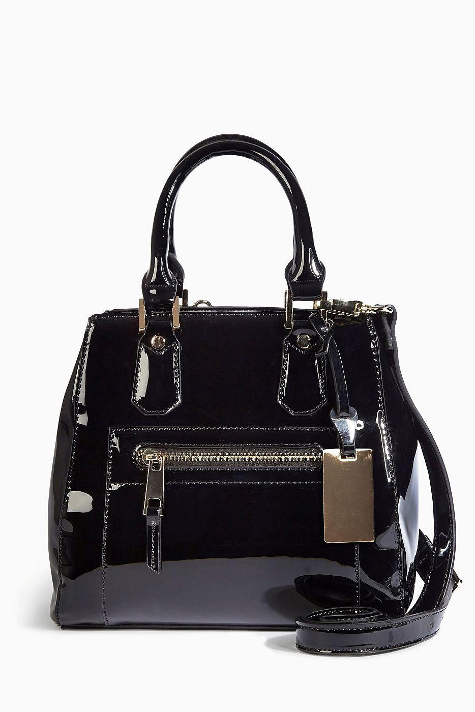 Mini-Handtasche:  100 % Polyurethan. Futter: 100% Polyester.  ...