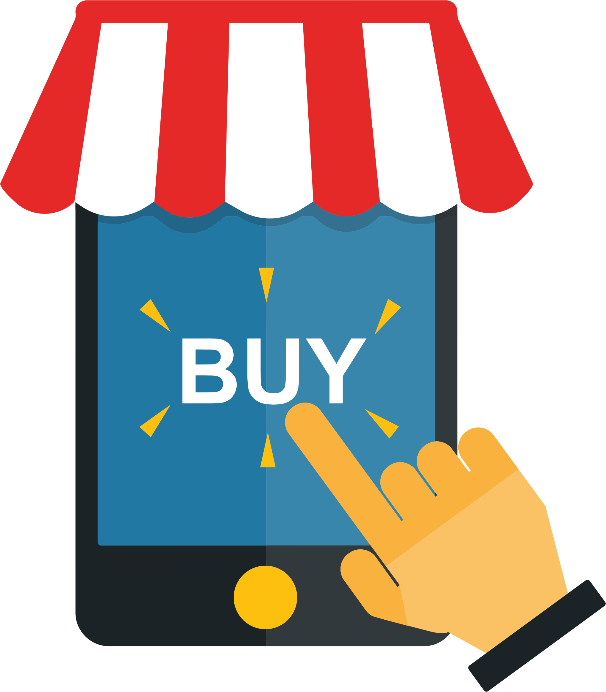 Do you have a mobile app for business. If not, then get one to sell your products online.  #Mobile_App_For_Business