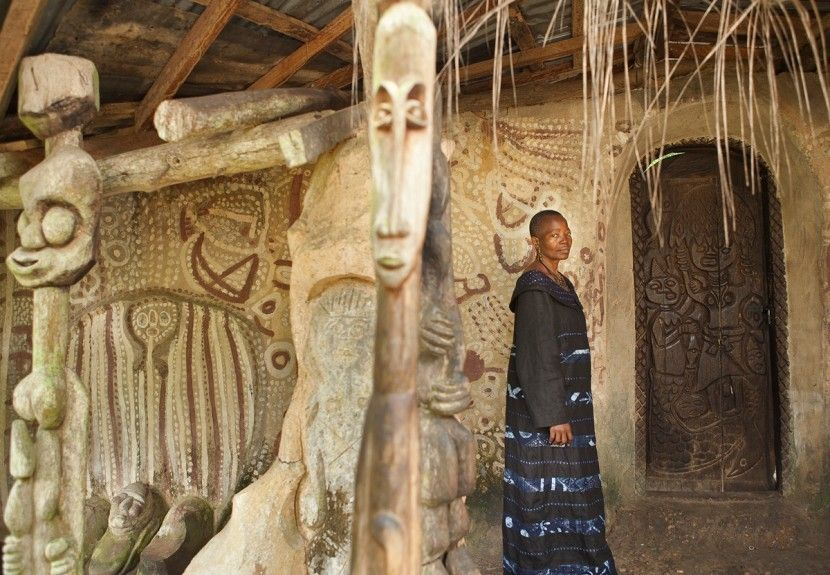 The Osun-Osogbo Sacred Grove is one of the last remaining Yoruba Sacred forests and it is a UNESCO World Heritage site. Learn more about this sacred place located by the Osun River in Nigeria.