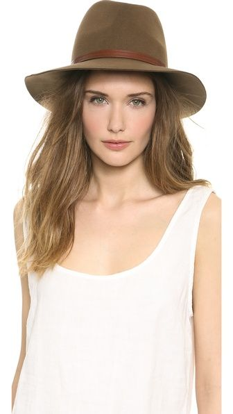 90258c843168b Rag   Bone Floppy Brim Fedora Obviously too expensive and I d never wear it  but wow do I love this hat!