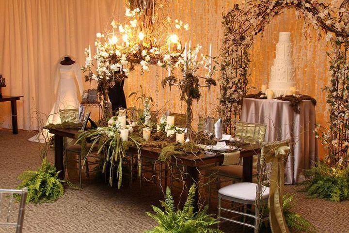 Twilight Themed Wedding Decorations