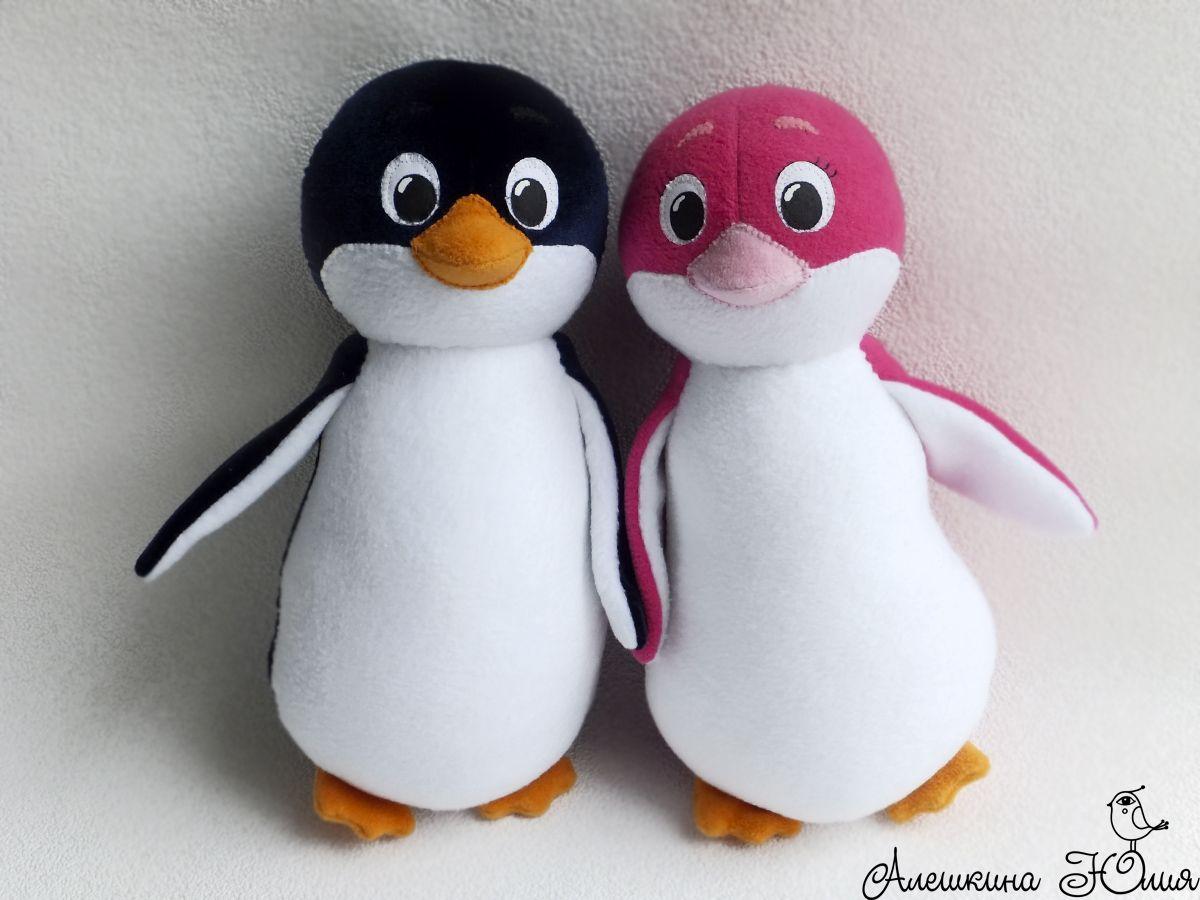 Pinguins softies