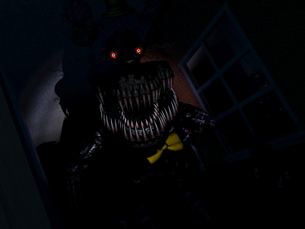 Nightmare | Fnaf | Fnaf, Five nights at freddy's, Five night