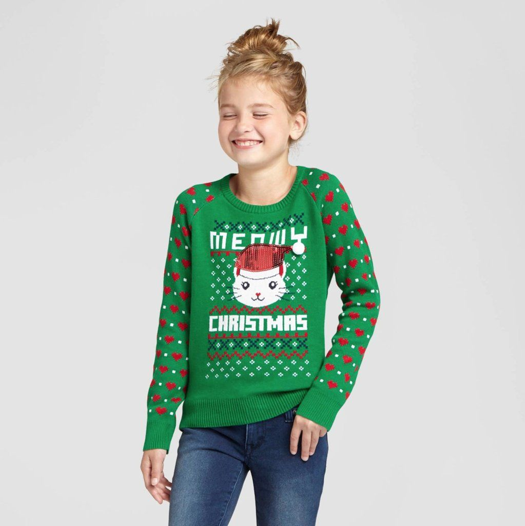35 Hilarious and Adorable Ugly Christmas Sweaters For Kids ...
