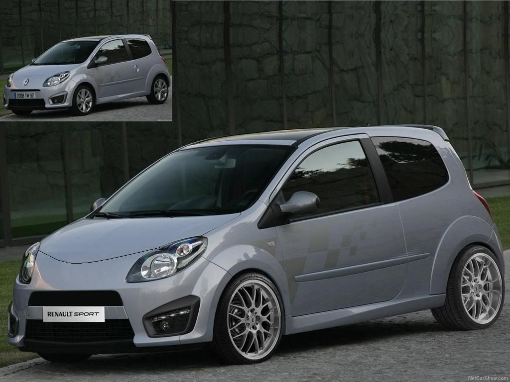 renault twingo rs 133 modified custom modified twingo pinterest. Black Bedroom Furniture Sets. Home Design Ideas