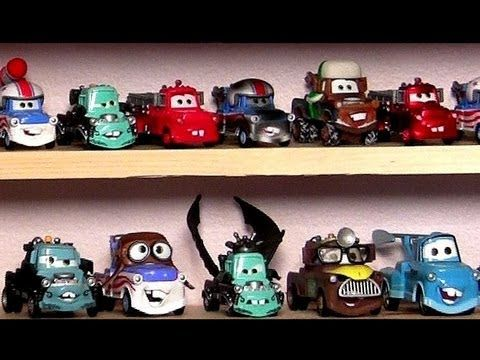 400 Pixar Cars 2 Diecasts Cars Toons My Entire Complete Display