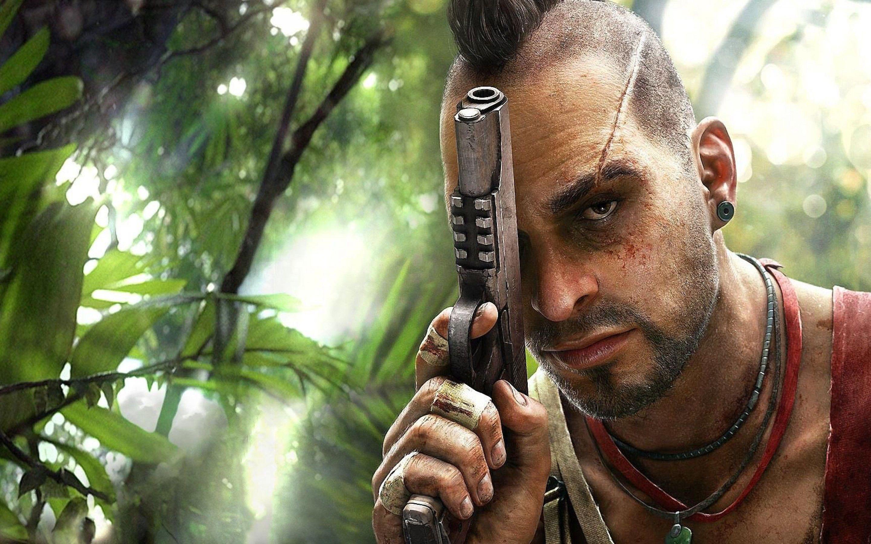 Far Cry 3 Vaas 1800x2880 Jpg 2880 1800 Top 10 Video Games Far