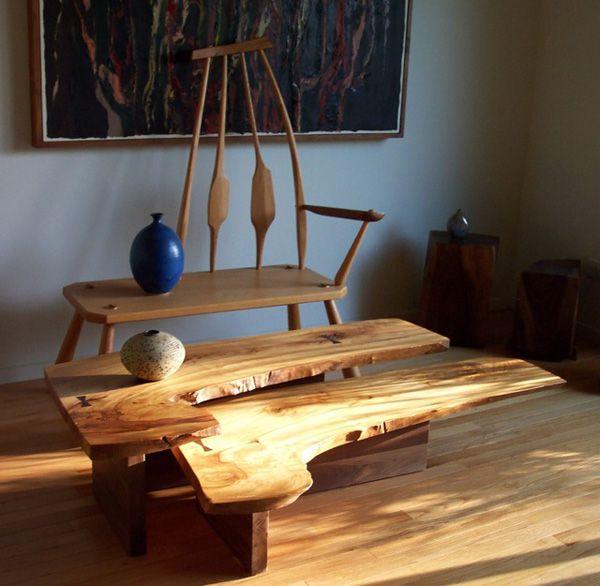 Meet The Designer: Richard Pattersonu0027s Signature Wood Furniture