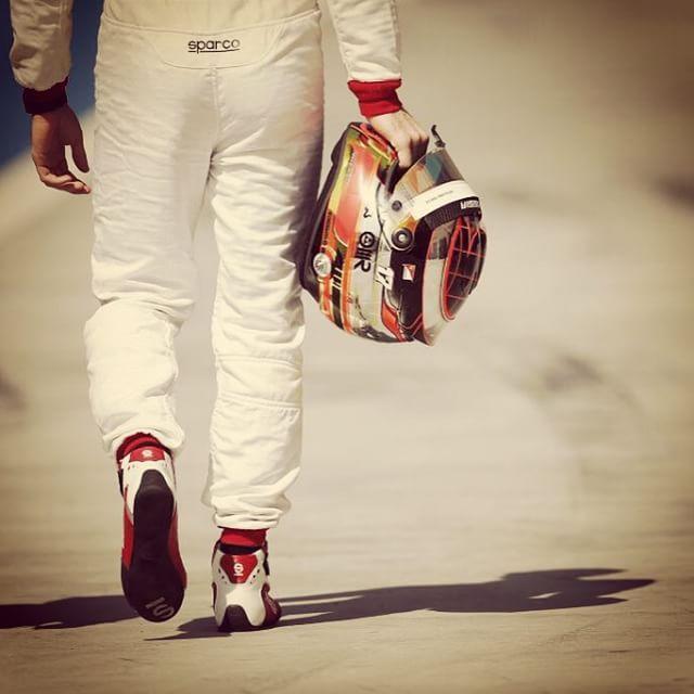 Au revoir, Jules. #JulesBianchi #JB17 #RIPJules #ciaojules