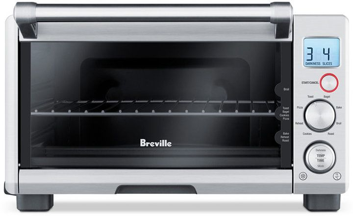 Breville Bov650xl Toaster Oven Compact Smart Toaster