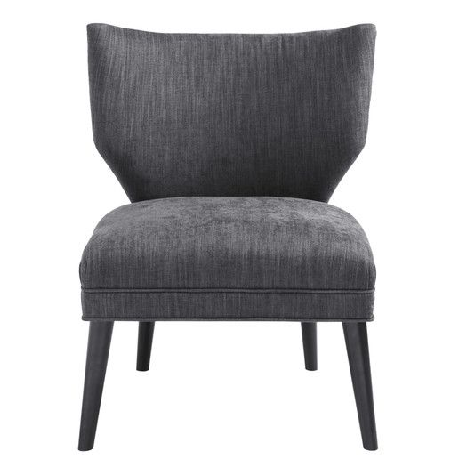 Best Found It At Allmodern Adley Retro Wing Back Side Chair 400 x 300