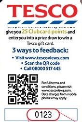 Www Tescoviews Com Tesco Customer Survey With Images