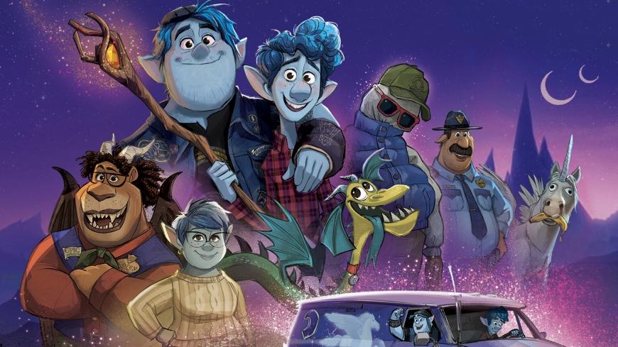 Pixar Onward Hd Wallpaper In 2020 New Disney Movies Disney Art Disney Pixar Movies