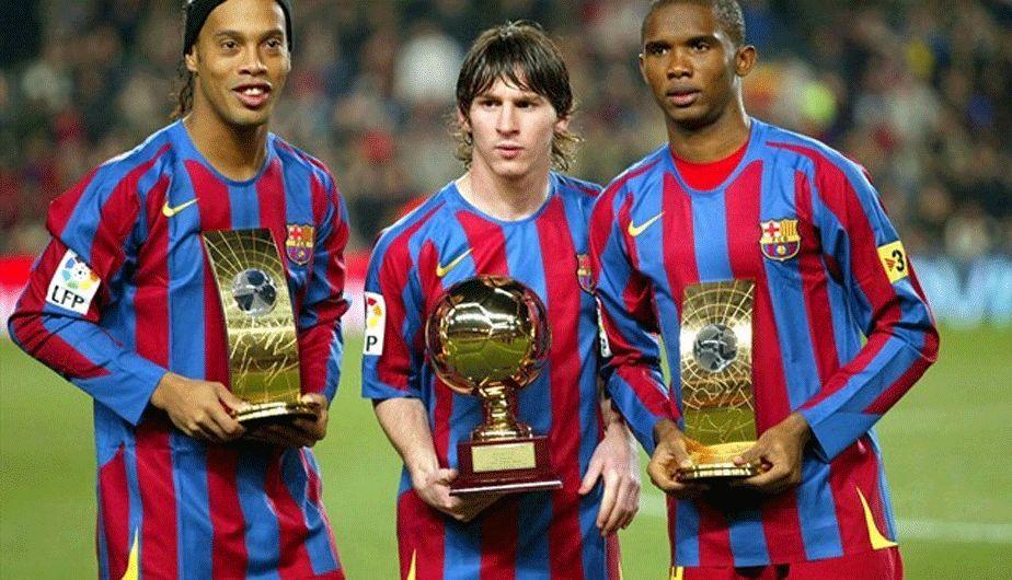 Cuando Messi Gano El Balon De Oro Dino Gano Fifa Best Player