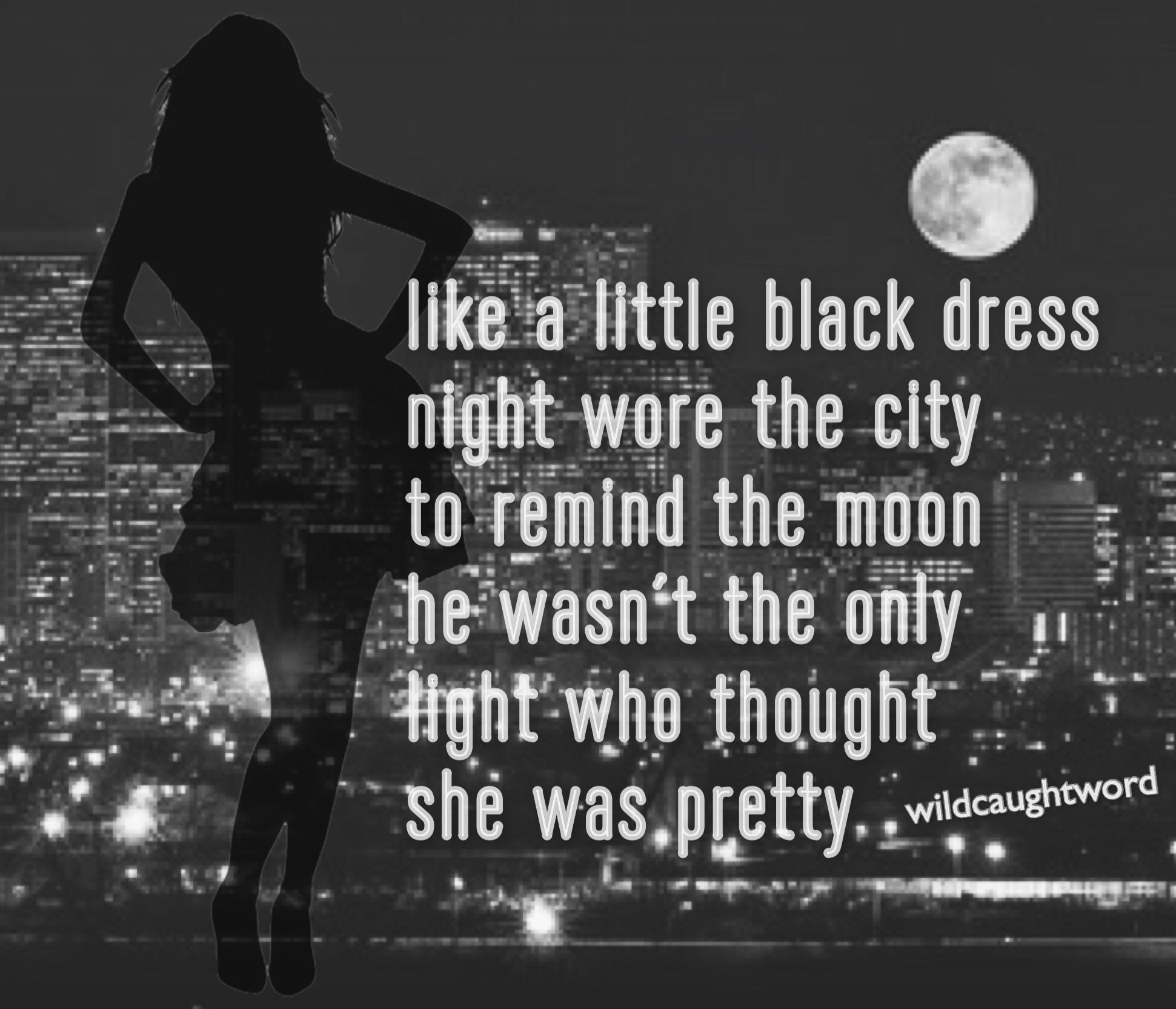 Little Black Dress Word Art Quotes Word Art Words [ 1665 x 1941 Pixel ]
