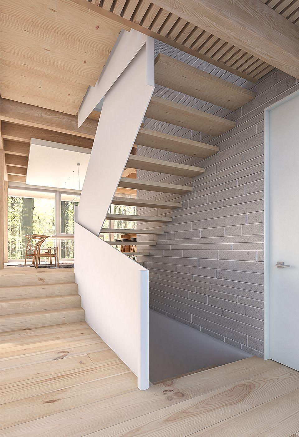 exo | Evolution architecture, Plans maison de ferme, Interieur maison design