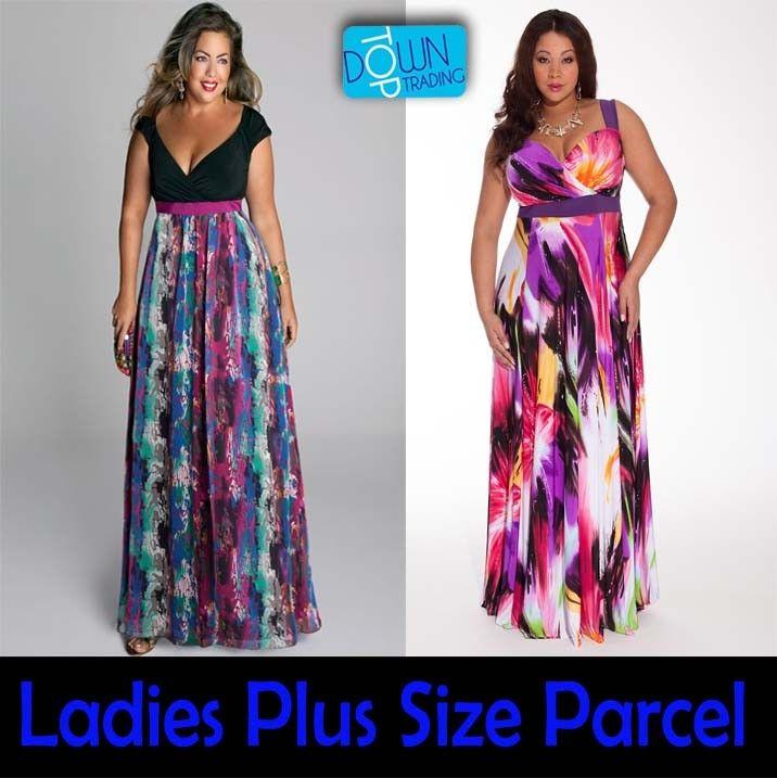 Wholesale ladies plus size fashion uk 77