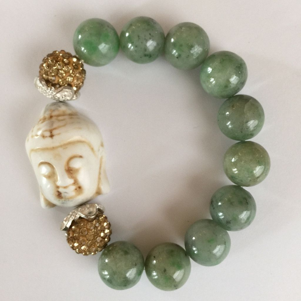 Jade Buddha Bracelet Jewel Me Pinterest Buddha
