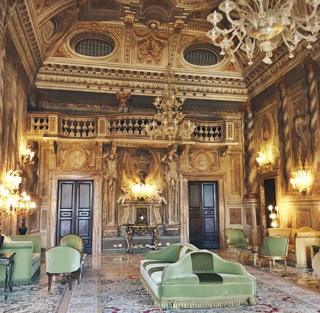 Grand Hotel Continental, Siena, Italy