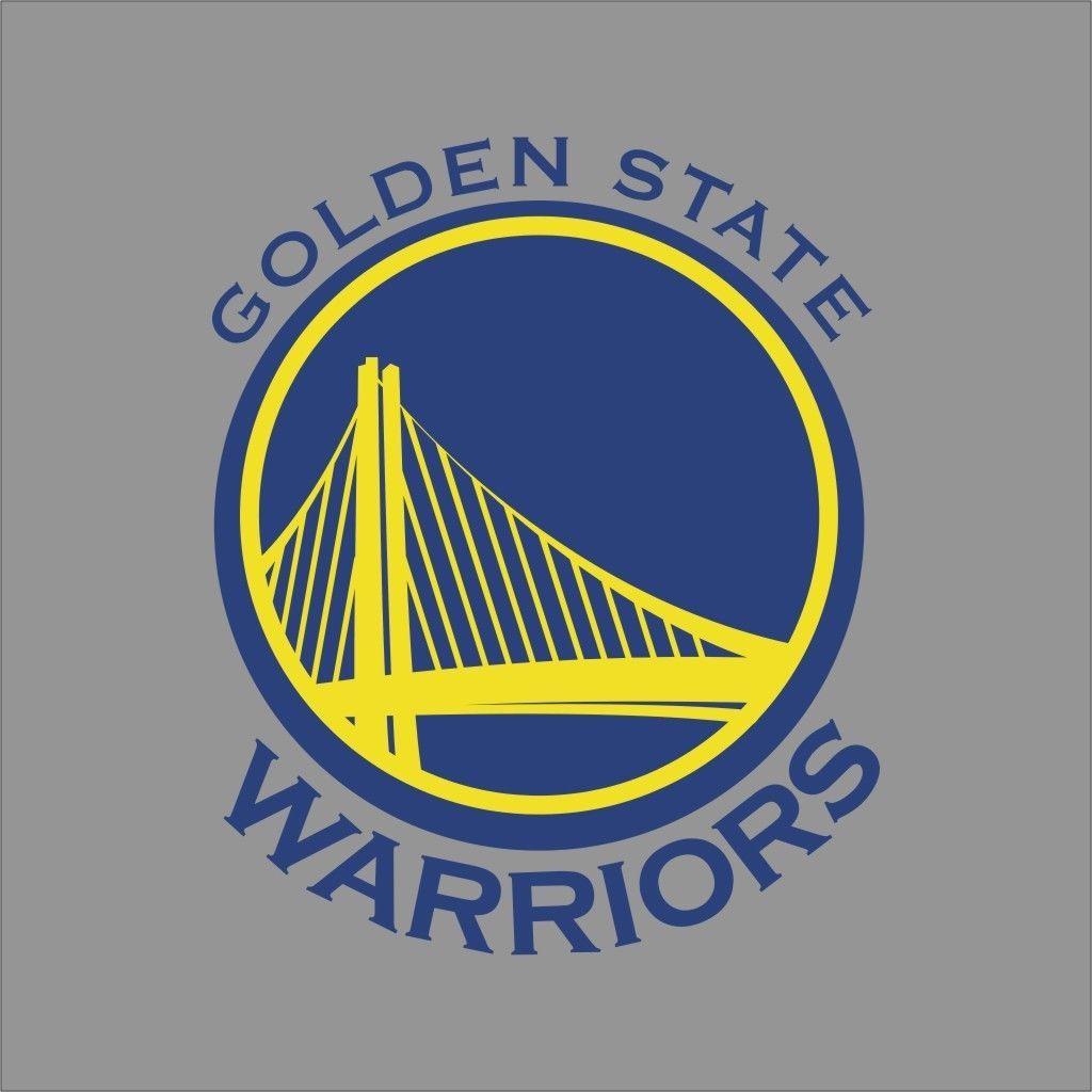 Golden State Warriors NBA Team Logo Vinyl Decal Sticker Car Window Wall Cornhole