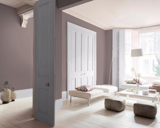 decorate  dulux colour   year  heart wood  grey pink  grey mauve colour