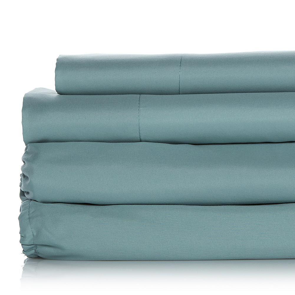Castro Convertibles Castro Convertible Ottoman Bed Custom Sheet Set - Single - Green