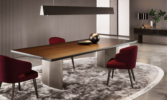 Dining Tables Tables Morgan Minotti Rodolfo Dordoni Check