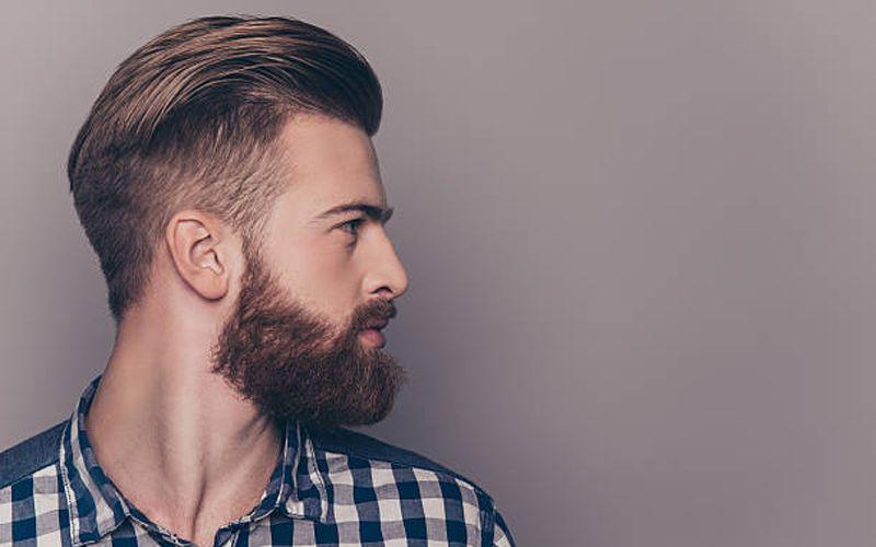 Wah Jenggot Ternyata Bisa Cegah Jerawat Rambut Pria Potongan Rambut Pria Janggut