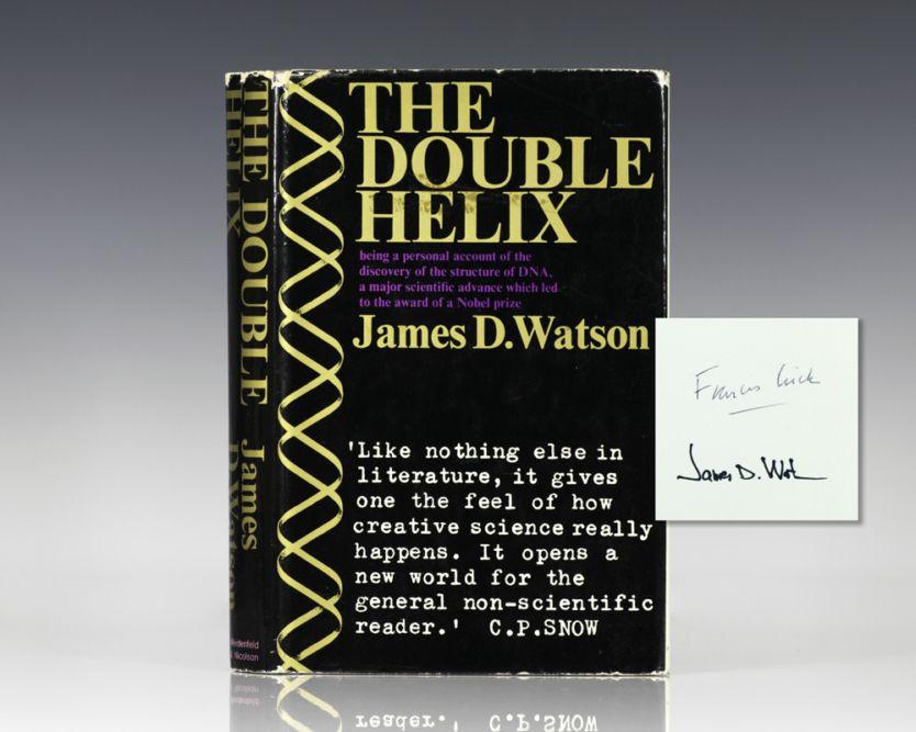 James D Watson Dna