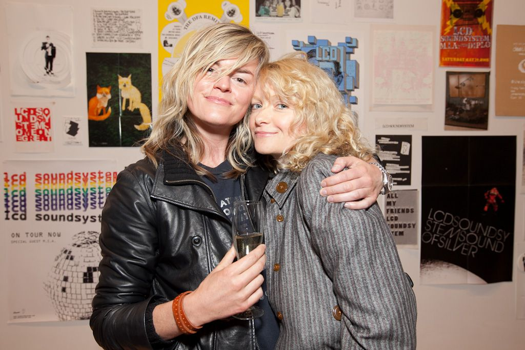 Alison Goldfrapp and Lisa Gunning. | Lesbian Relationship : Love is ...