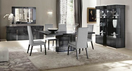 Ambiente Furniture - ALF Monte Carlo Dining Room Collection ...