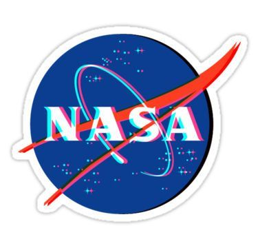 NASA Logo 3D | Sticker in 2019 | Products ...