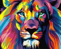 Resultat D Images Pour Lion Dessin Couleur Image En 2018