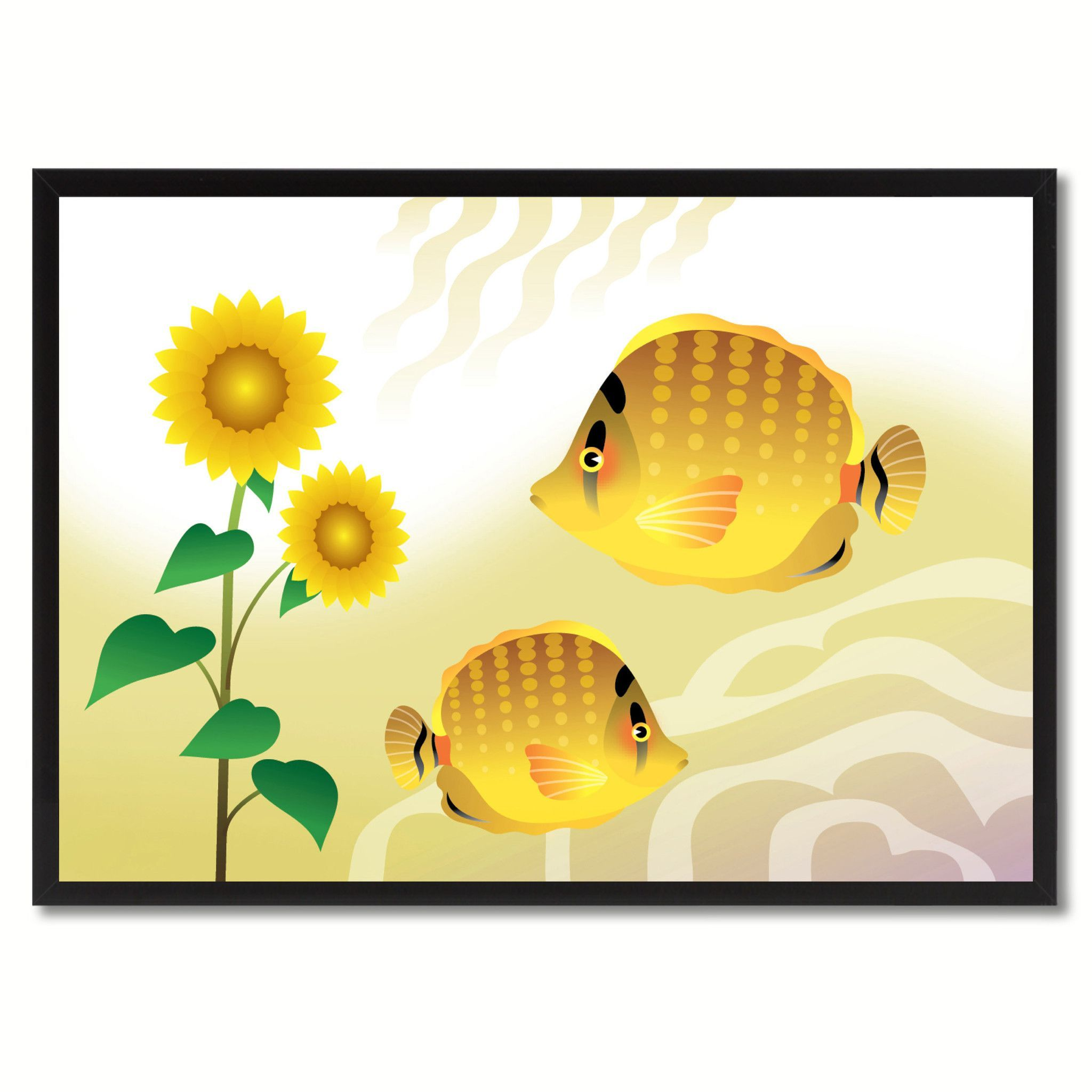 Koi Fish Wall Decor Choice Image - home design wall stickers