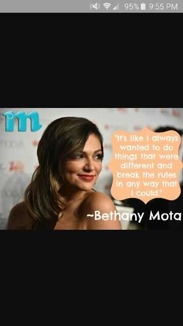 I love her quotes she is so inspiring.