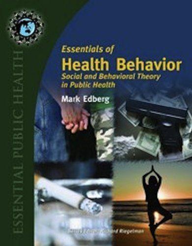 Free Download Pdf Essentials Of Health Behavior Social And