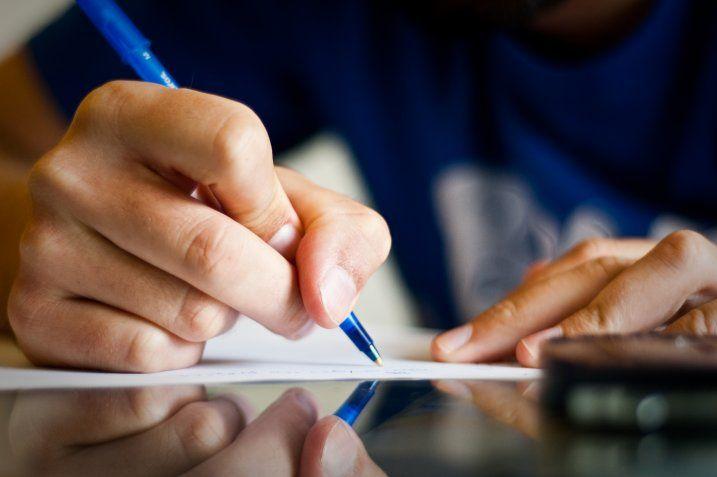 buy writing pad