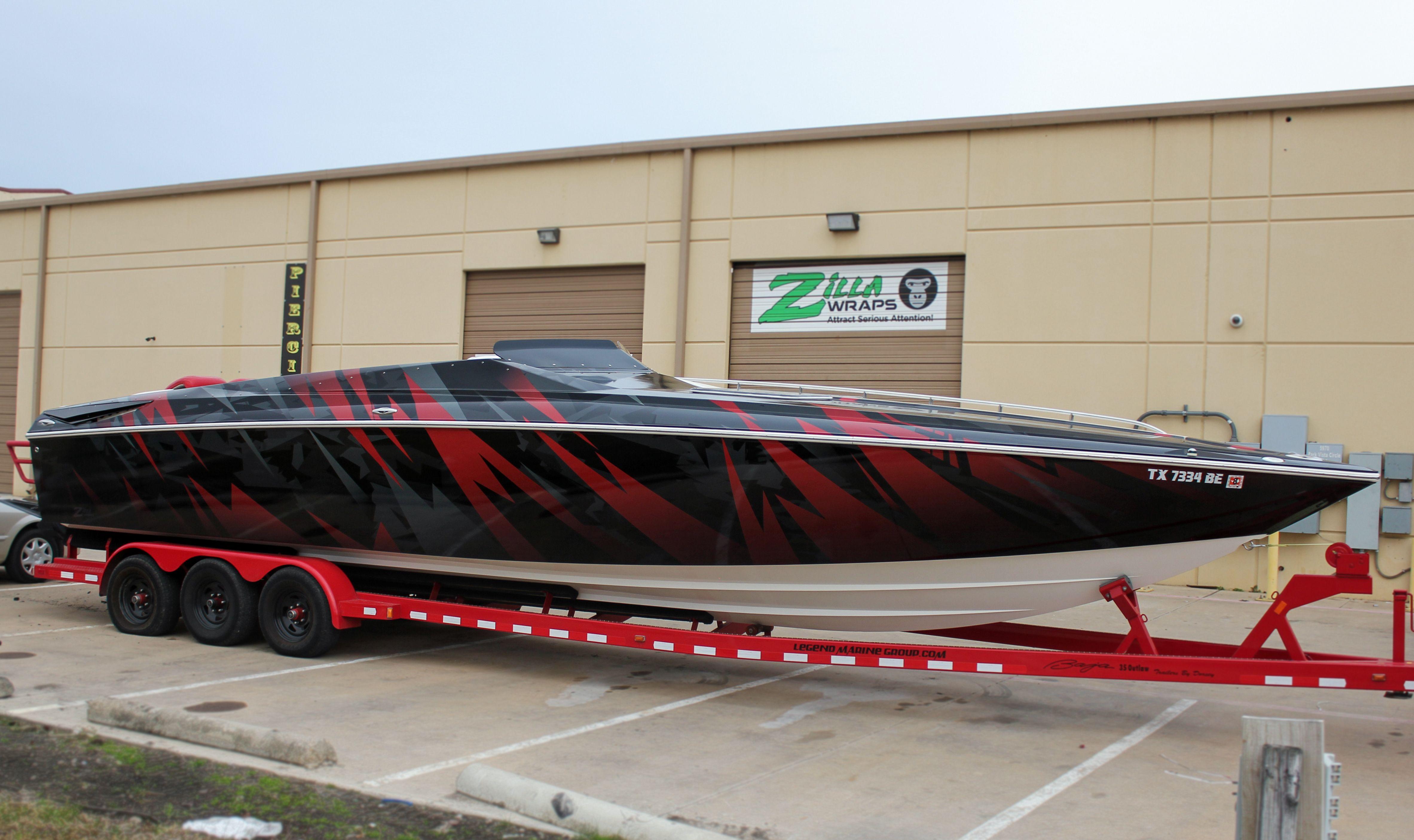 Baja Boat Design Boat Wraps Baja Boats Boat
