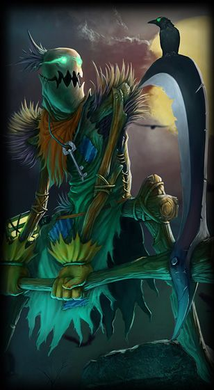 League Of Legends Fiddlesticks Build Lol League Of Legends Champions League Of Legends League Of Legends Characters