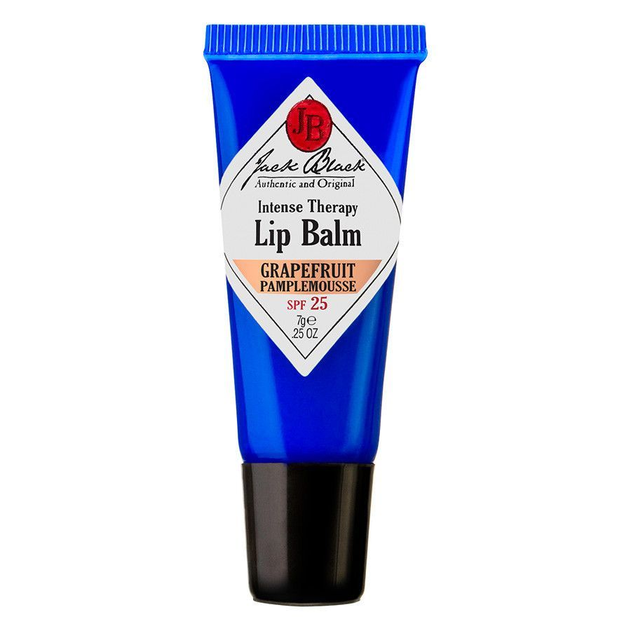 Jack Black Intense Therapy Lip Balm SPF 25, Grapefruit