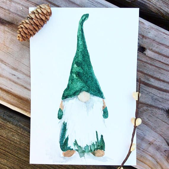 The Christmas Gnome is an adorable tradition, perfect for ...