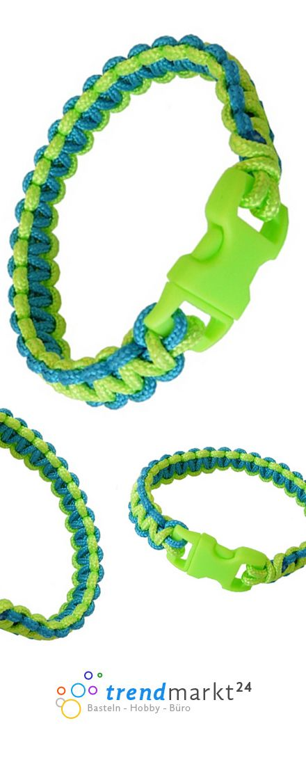 Top Paracord Armband selber machen. Anleitung mit Video Tutorial RO34