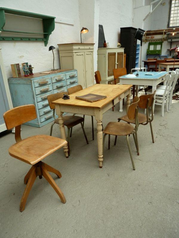 exquisit werkstoff vintagem bel in k ln ehrenfeld shopping interior. Black Bedroom Furniture Sets. Home Design Ideas