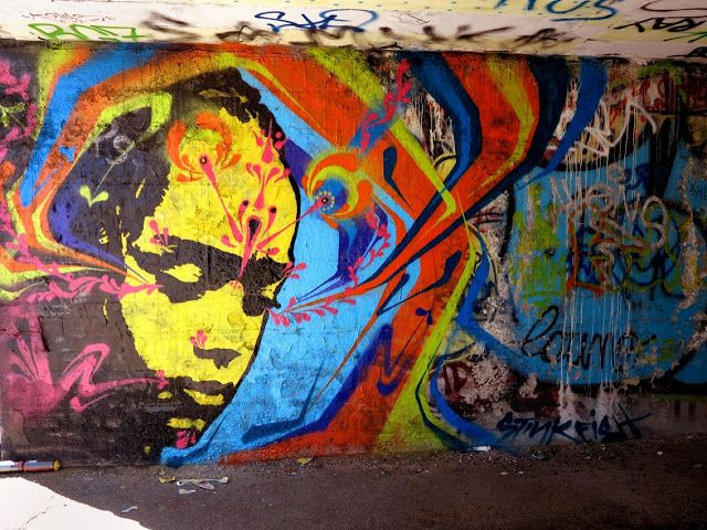 Stinkfish.. . #streetart