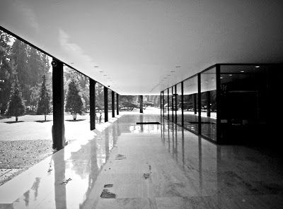 Habitar Oficinas Bacardí Ludwig Mies Van Der Rohe Mies Van Der Rohe American Architecture