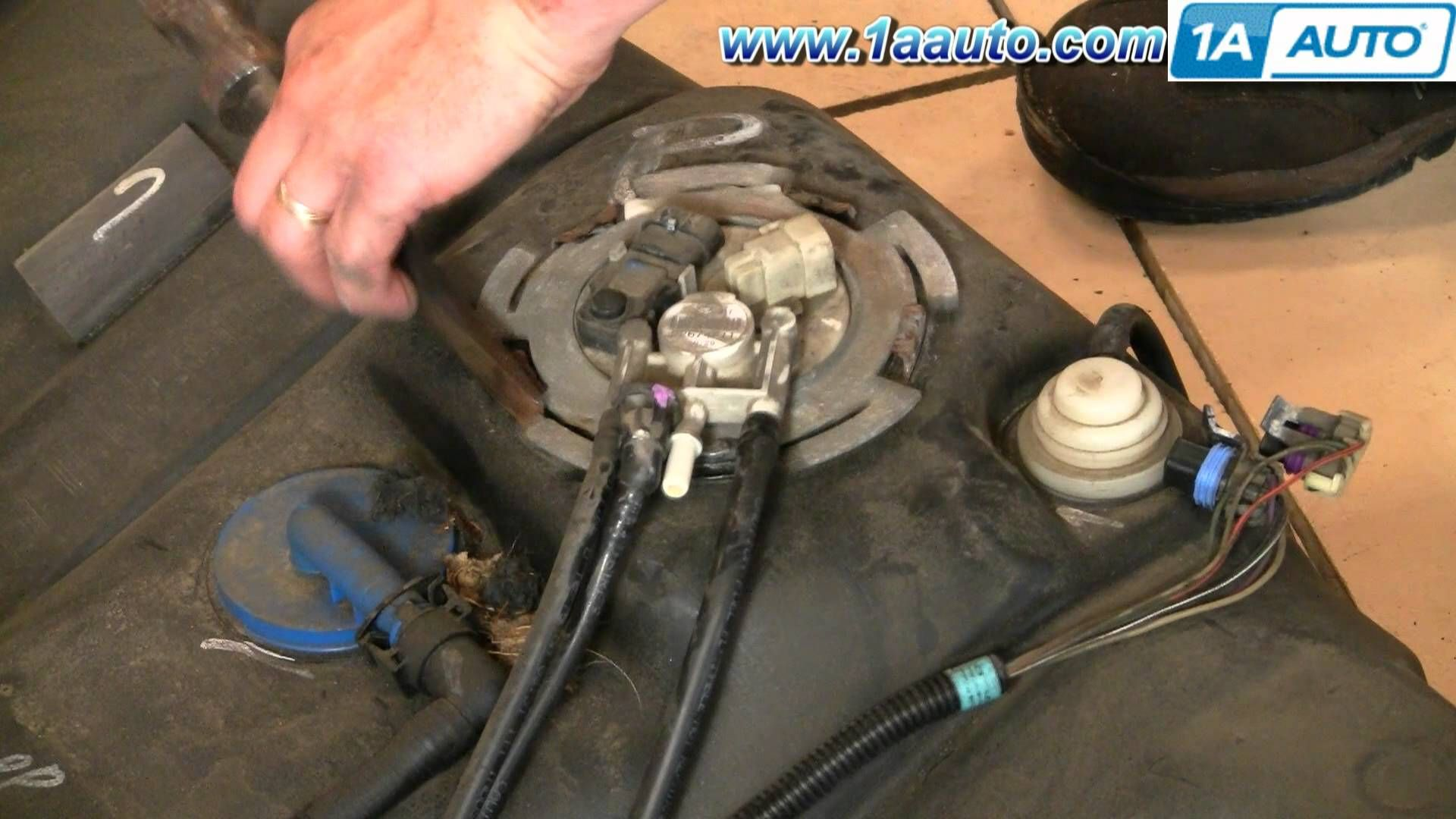 [SCHEMATICS_4LK]  cool How To Install Replace Fuel Pump and Sending Unit Chevy Malibu 99-03  1AAuto.com | Chevy malibu, Chevy, Car care | 2007 Chevy Malibu Fuel System Electrical Wiring |  | Pinterest