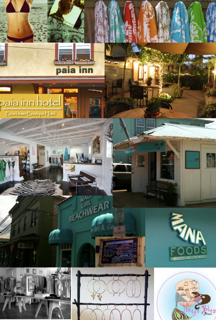d5cba0c7db Paia, Maui loved everything about this little hippy surfer town on ...